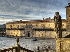 240px-Hostal_dos_Reis_Católicos._Praza_do_obradoiro._Santiago_de_Compostela[1]